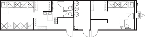 ECM1674 1 Floor Plan