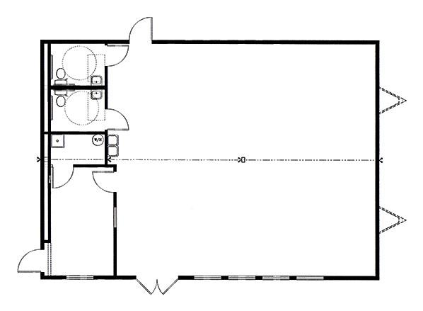 fp 36x50 commercial building